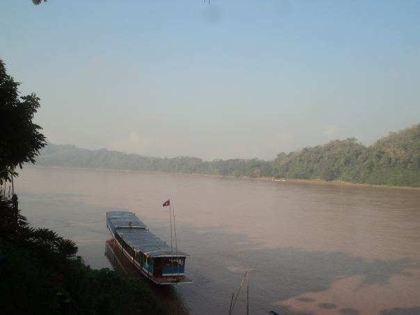 El Rio Mekong