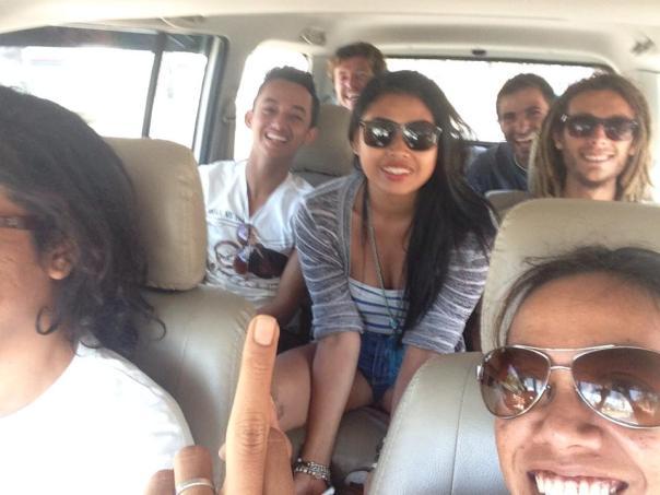 De excursion por Bali