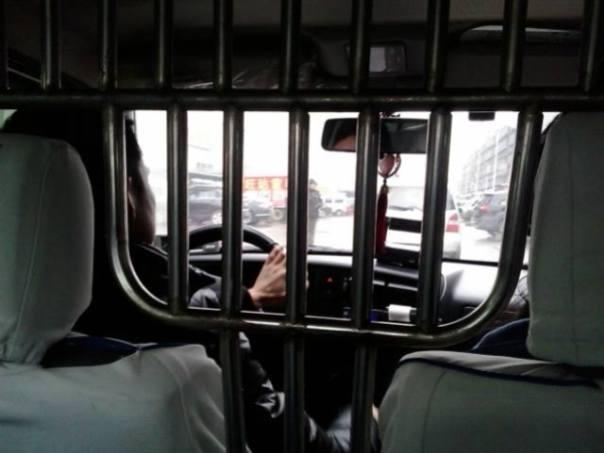 Taxi jaula