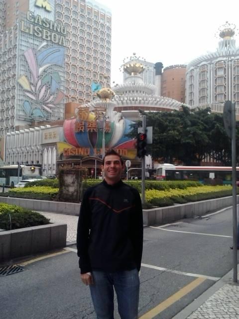 Dando unavuelta por Macao