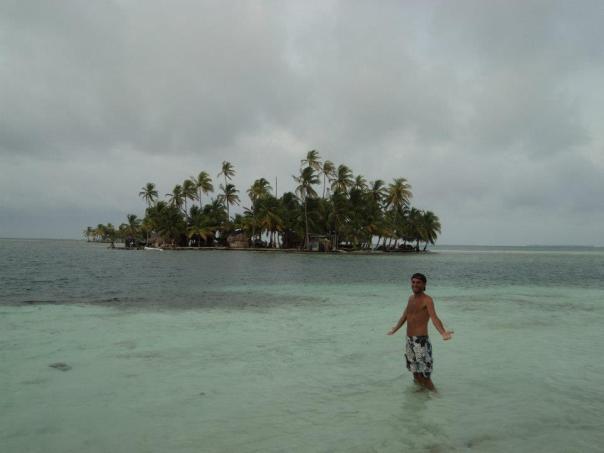 Islas San Blas en Panama