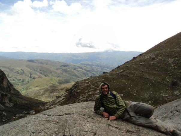 Trekking , en Huaraz