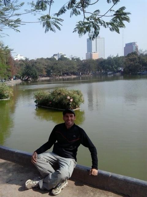 Lago en Hanoi