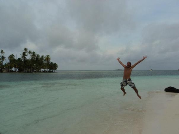 Isla Paradisiaca en Kuna Yala en San Blas