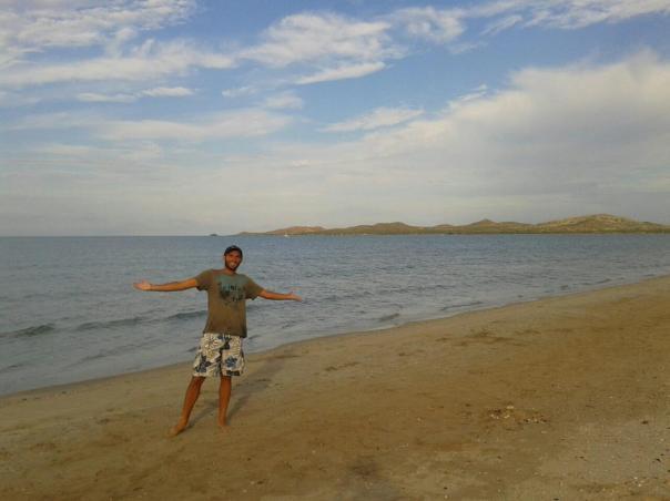 Cabo de la Vela , en La Guajira