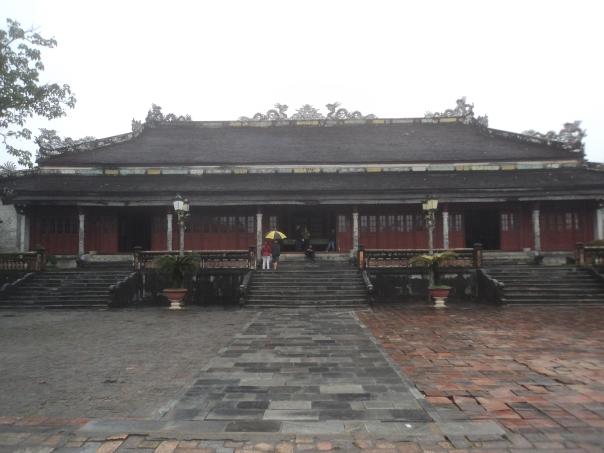 Ciudad Imperial en Hue