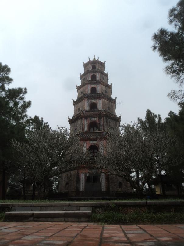 Pagoda en Hue