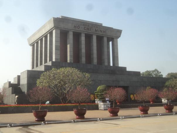 Mausoleo de Ho Chi Min