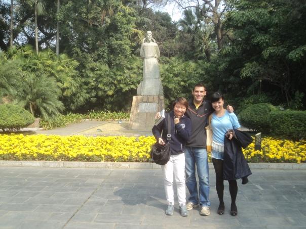 Turismo con Ying y Shan