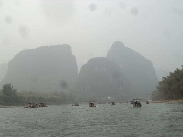 Rio Li en Yangshuo