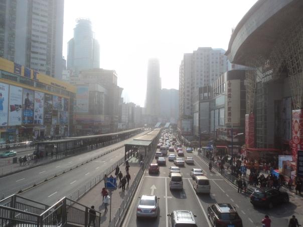 Guangzhou de dia