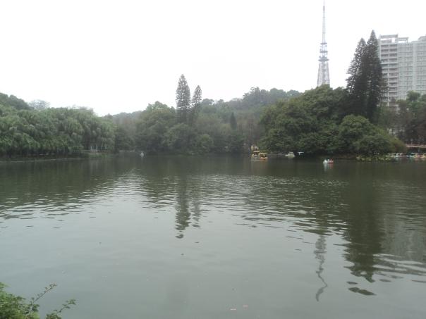 Parque Publico en Changsha