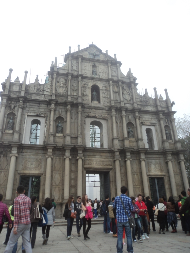 Las Ruinas de San Pablo