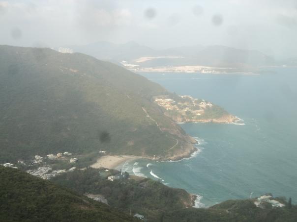 Espectaculares vistas en HK