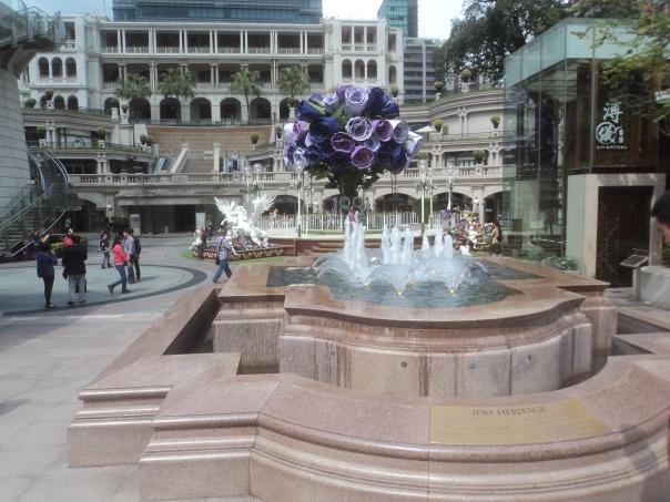 Parque en HK