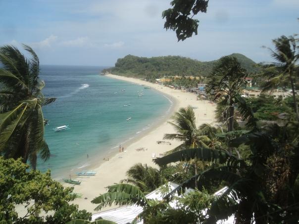 White Beach en Puerto Galera