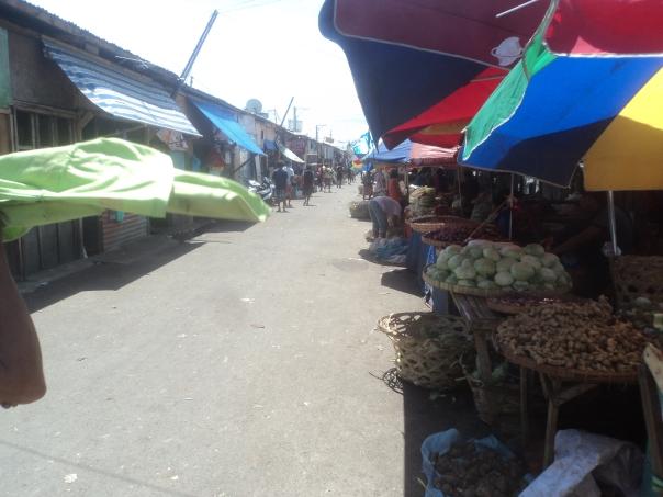 Mercado local en Cebu