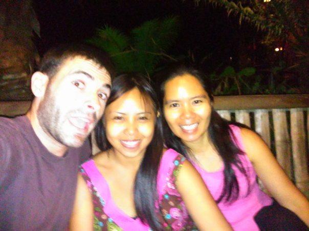 Salida nocturna con Amihan y Rakel