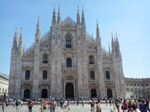 La Catedral de Milan