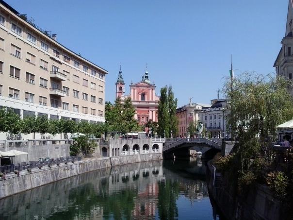 Rio , en Ljubljana .