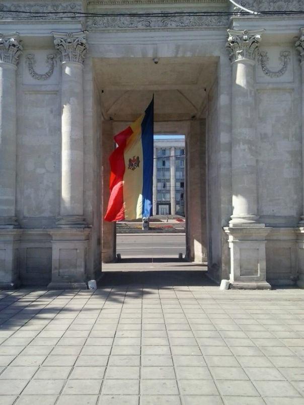 Bandera moldava