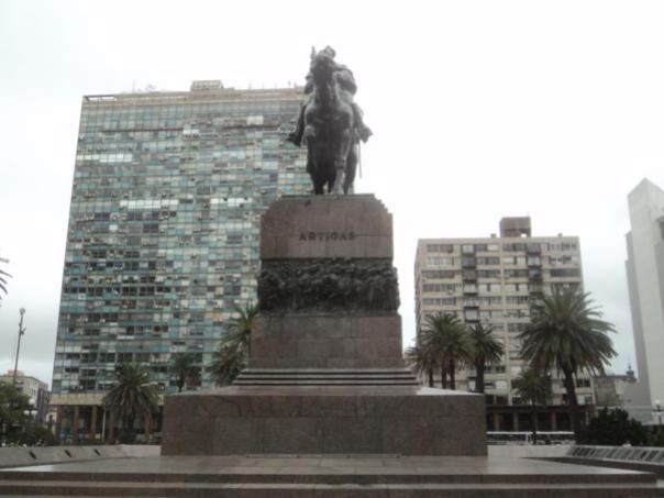 Centro Historico , en Montevideo .