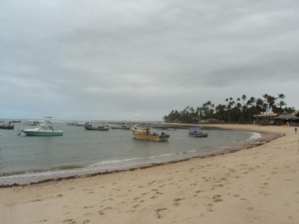Playa du Forte , en Salvador de Bahia .