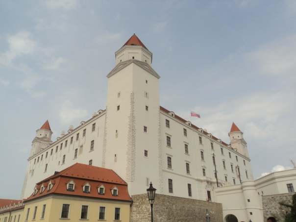 Castillo , en Bratislava .
