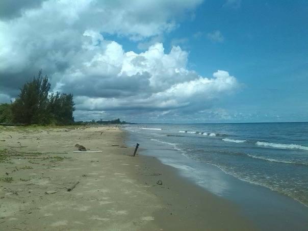Playa en Brunei