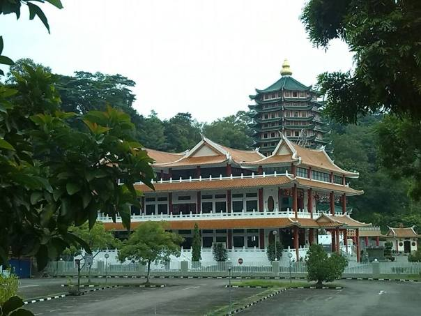 Templo en KK