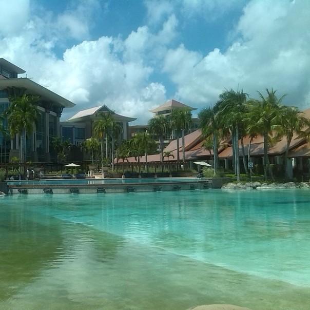 Hotel 7 estrellas , en Brunei