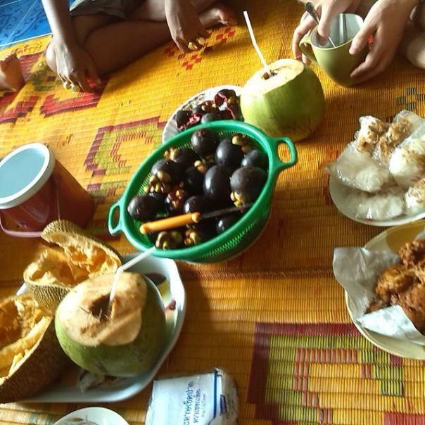 Frutas tailandesas