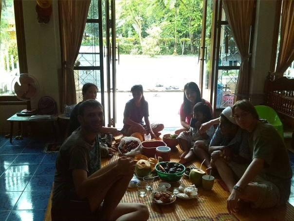 Desayunos en Trang