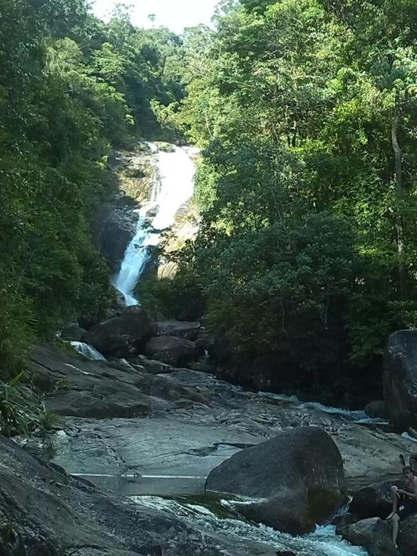 Cataratas en Tailandia