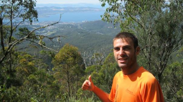 Monte Wellington , en Hobbart .