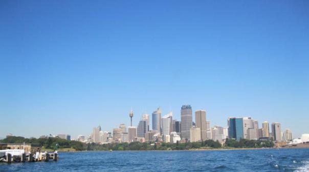 Skyline , en Sidney .