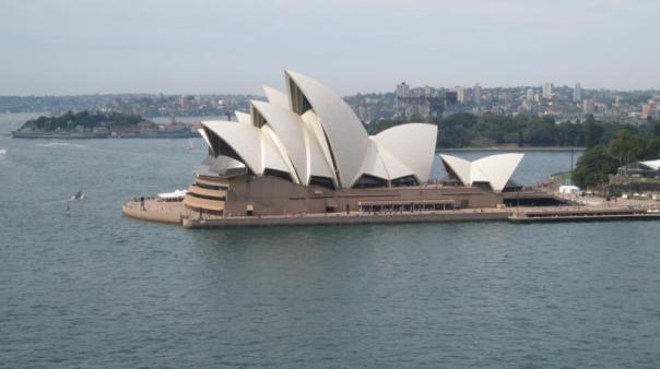 La Opera de Sidney .