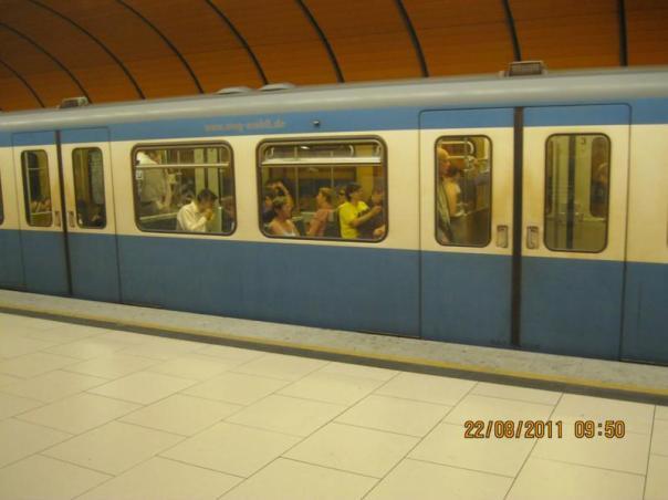 Metro , en Berlin