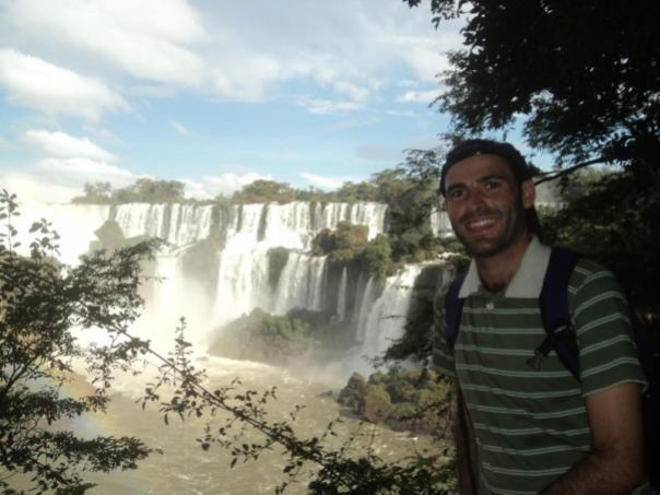 Cataratas de Iguazu .