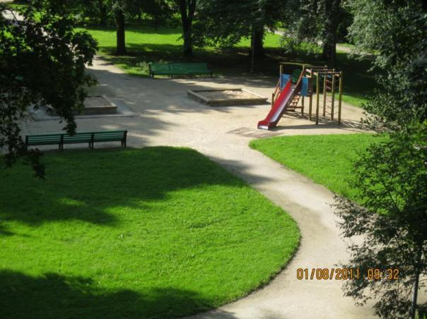 Zona de Parques , en Tallin .