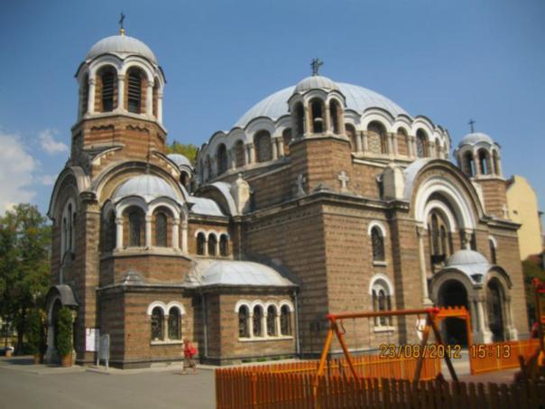 Catedral , en Sofia .