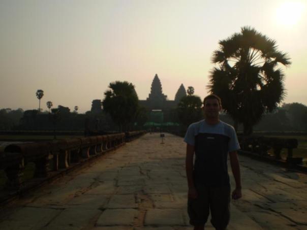 Angkor Temple .