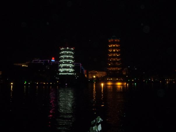 Pagodas .