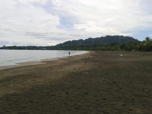 Playa de Puerto Viejo .
