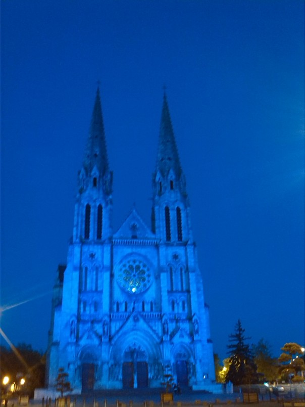 Catedral , Chateauroux .