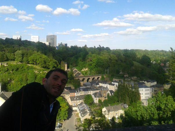 Bonitas vistas , Luxemburgo .