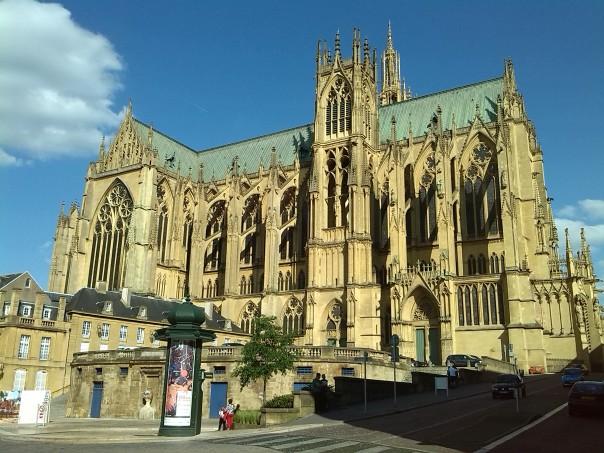 Catedral , Metz .
